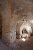 Syria - Saladin Castle (Qala'at Salah ad Din) Stock Photography
