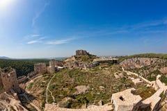 Syria - Saladin Castle (Qala'at Salah ad Din) Royalty Free Stock Photo
