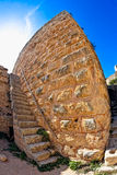 Syria - Saladin Castle (Qala'at Salah ad Din) Royalty Free Stock Image