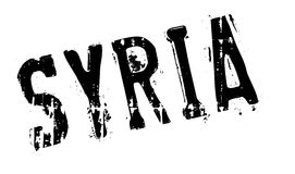 Syria stamp rubber grunge Royalty Free Stock Image