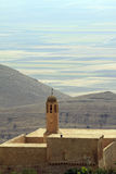 Syriac Church in Mardin City Royalty Free Stock Images