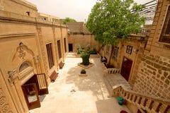 Free Syriac Orthodox Church In Midyat, Turkey. Royalty Free Stock Photos - 34421528