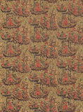 Syrian brocade Stock Images