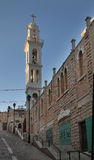 Syrian church of Mother of God in Bethlehem. Palestinian territories. Israel Royalty Free Stock Image