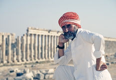 Syrian man Royalty Free Stock Photography