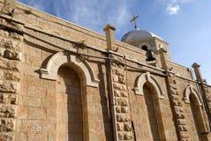 Syrian orthodox church, Betlehem, Palestine Royalty Free Stock Image