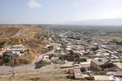 Syrian town Royalty Free Stock Photography