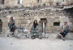 Syrianska män Royaltyfria Bilder