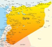 Syrien Lizenzfreies Stockbild