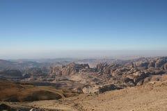 Syrien eller Jordanien Arkivbilder