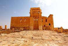 Syrien - Palmyra (Tadmor) Lizenzfreies Stockbild