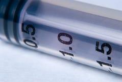 Syringe Royalty Free Stock Photos