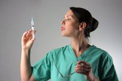 Syringe Royalty Free Stock Image