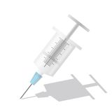 Syringe Royalty Free Stock Image