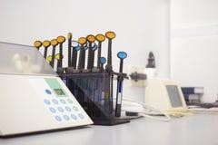 Syringe DENTIN refills Stock Photography