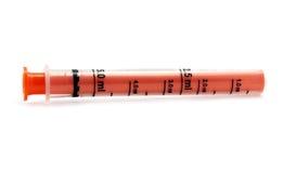 Syringe isolated Stock Images
