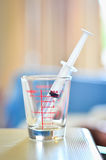 Syringe Royalty Free Stock Photos