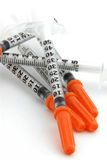 Syringes Royalty Free Stock Image