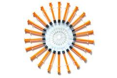 Syringes Royalty Free Stock Photo