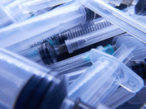 syringes Imagens de Stock Royalty Free