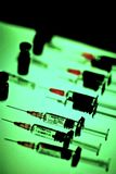 Syringes Stock Image