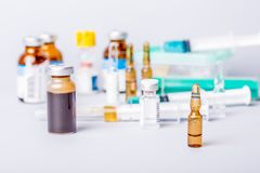Drugs Stock Image