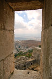 Syrisch landschap Royalty-vrije Stock Foto