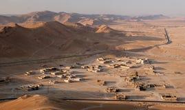 Syrische Landschaft Lizenzfreie Stockfotos