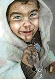 Syrischer Flüchtling Stockbild