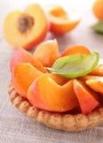 syrlig aprikos Royaltyfri Bild