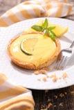 Syrlig citron Royaltyfri Fotografi