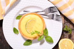 Syrlig citron Royaltyfria Bilder