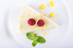 Syrlig fransk citron Royaltyfri Foto