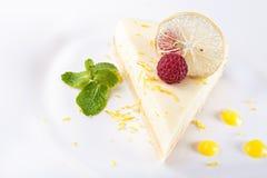 Syrlig fransk citron Arkivfoto