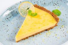 Syrlig gul citron Fotografering för Bildbyråer
