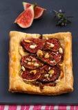 syrliga figs Royaltyfri Fotografi