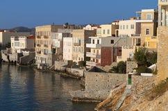 Syros ö i Grekland Royaltyfria Bilder