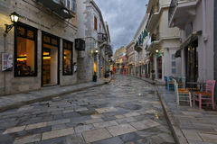 Syros Photographie stock