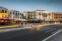 Syros Image stock