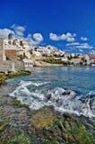 Syros, Grecia Fotografie Stock