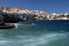 Syros - Grieks Eiland Stock Foto's