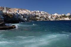 Syros - isla griega fotos de archivo