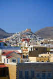 Syros island Royalty Free Stock Image