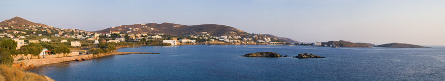 Syros Island Stock Photo