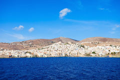 Syros island in Greece Stock Photo