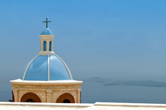 Syros island in Greece Royalty Free Stock Image