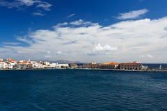 Syros island. Royalty Free Stock Photo