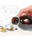Syrup Royalty Free Stock Photos