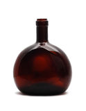 Syrup bottle Royalty Free Stock Photography