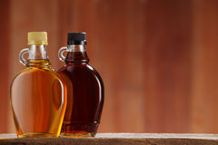 Syrup Royalty Free Stock Photo